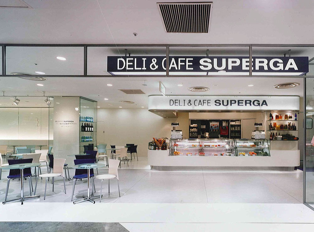 DELI & CAFE SUPERGA