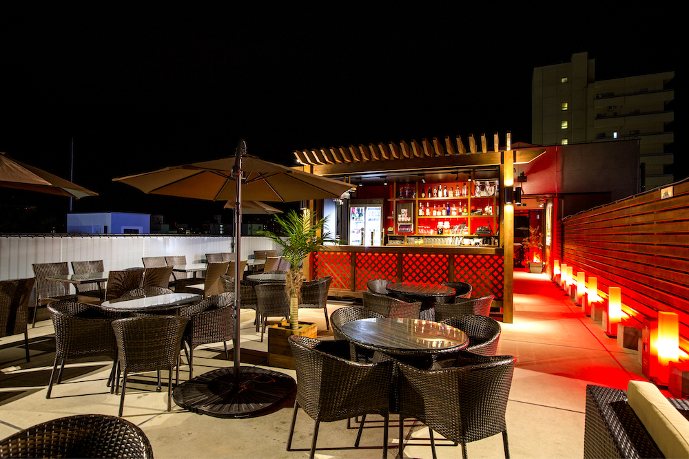 ROOF TOP BAR LEVEL-6